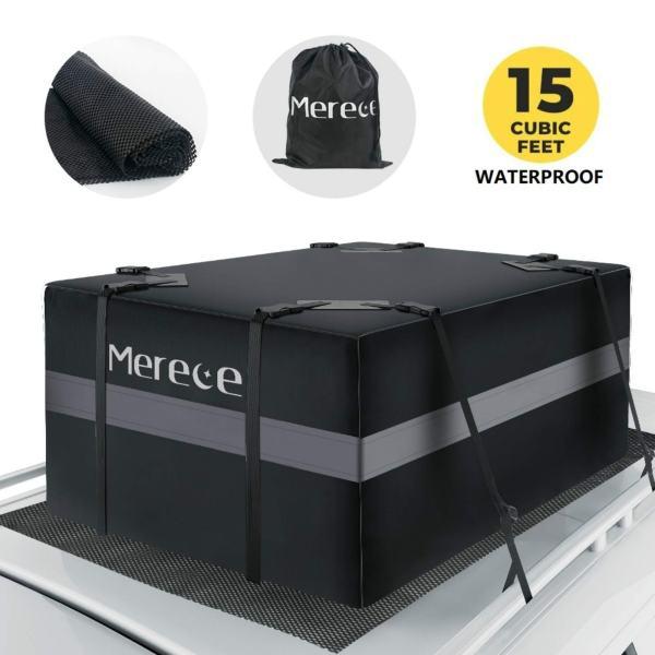Merece Car Rooftop Cargo Carrier - Car Roof Carriers Waterproof