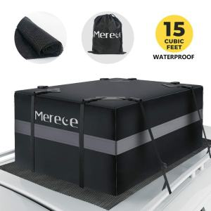 Merece Car Rooftop Cargo Carrier - Car Roof Carriers Waterproof