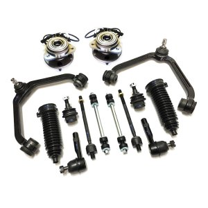 PartsW 14 Pc Front Suspension Kit for Ford Explorer