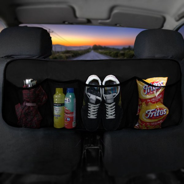 Car Trunk Organizer for Easy Carry Perfect for Garage or Grocery
