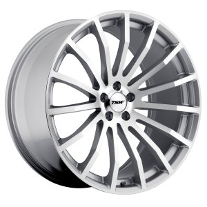 "TSW 18"" Inch Wheels Rims Mallory 18x9.5"