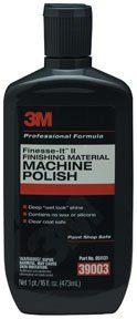 Machine Polish 3M Finesse-it II Finishing Material