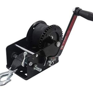 TYT New 2500lbs Heavy Duty Boat Trailer Winch