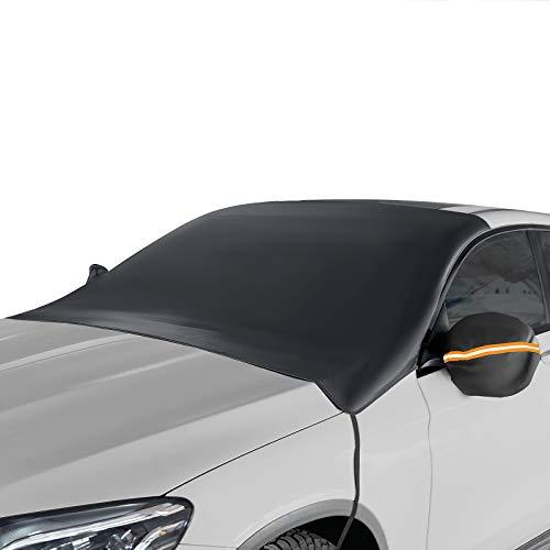 LOFTEK Windshield Snow Cover for Car, Extra Large