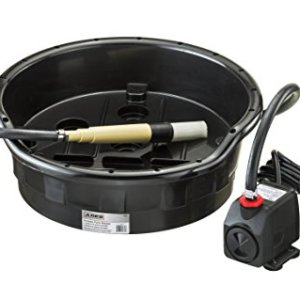 Portable Parts Washer - Easily Fits 5 Gallon Buckets