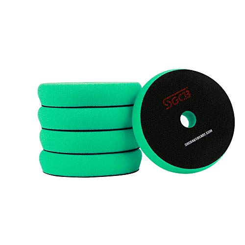 "SGCB Pro 6"" Car Polishing Pad Rotary Foam Pack of 5"