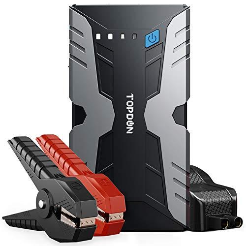 Jump Starter Portable Car Battery Pack