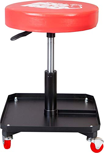 BIG RED Torin Rolling Pneumatic Creeper Garage/Shop Seat