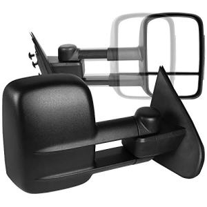 Spec-D Tuning Manual Extend Towing Side Mirrors