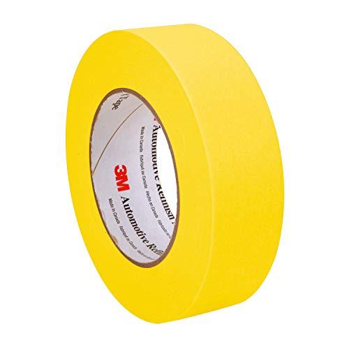 3M Automotive Refinish Masking Tape Paint Prep, Booth Masking