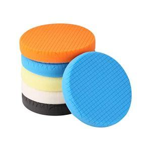 Buffing Sponge Pads Polishing Pads Kit Buffing Pad