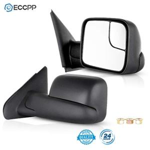 ECCPP Towing Mirrors Replacement