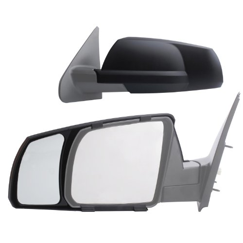 Toyota Tundra/Sequoia Snap-on Black Towing Mirror