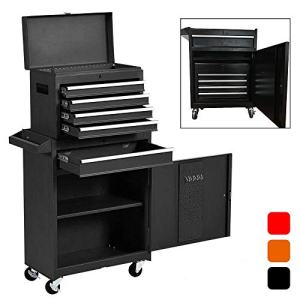 Drawers Tool Chest with Wheels Tool Box Cabinet