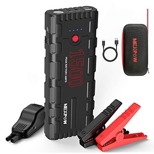 21800mAh 12V Portable Auto Car Battery Charger Jump Starter