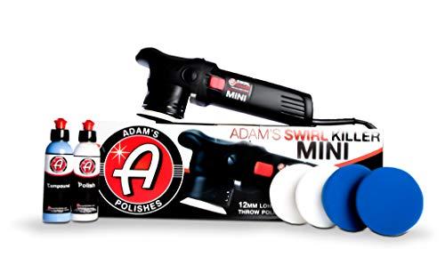 12mm Car Buffer Polisher Kit Polishing Paint Correcting Buffer Tool