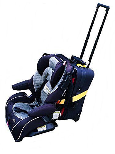 Car Seat Travel Belt | Car Seat Travel Strap to Convert