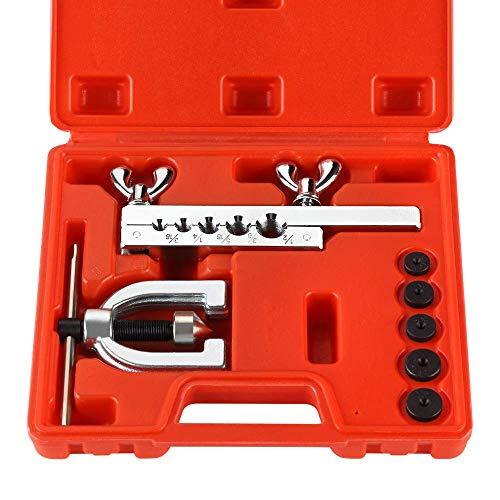 Double Flaring Tool Kit Copper Aluminum Soft Steel Brake Line