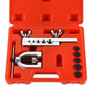Double Flaring Tool Kit Copper Aluminum Soft Steel Brake Line