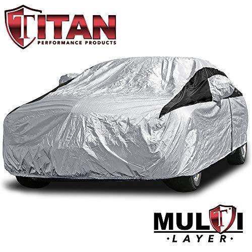 Premium Multi-Layer PEVA Car Cover