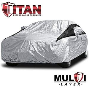 Premium Multi-Layer PEVA Car Cover