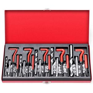 SEDY 131-Pieces Thread Repair Kit