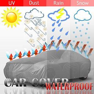 LT Sport Multi-Layer Car Cover Rain Resistant