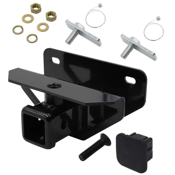 """Towing Combo: 2 inch Receiver Hitch / 2"""" inch"""
