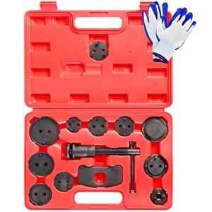 N / A YSTOOL Universal 15PCS Brake Caliper Compression Tool