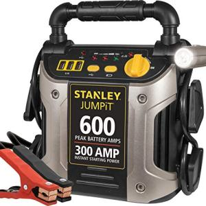 Portable Power Station Jump Starter: 600 Peak/300 Instant Amps