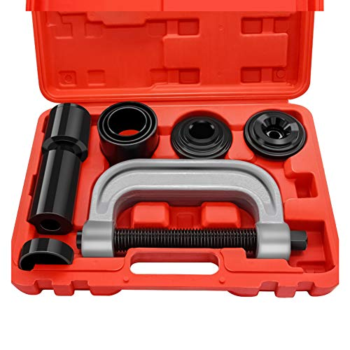 AURELIO TECH 10PCs Ball Joint Press Kit & U Joint Removal Tool