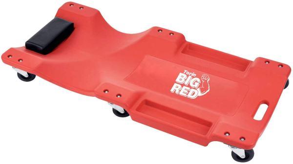 BIG RED Torin Blow Molded Plastic Rolling Garage