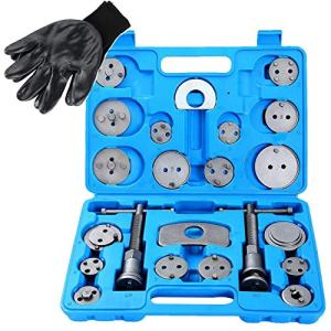 Disc Brake Caliper Tool Set and Wind Back Kit for Brake Pad Replacement