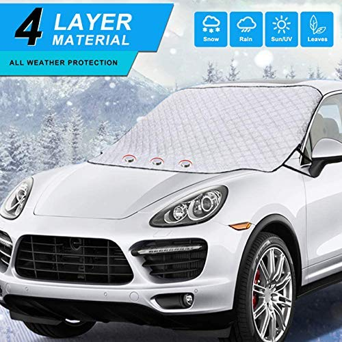 Canrulo Car Windshield Snow Cover