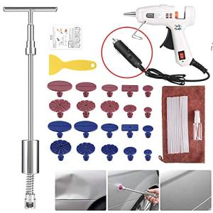 AGPTEK Dent Puller Kit, Paintless Dent Remover Tool
