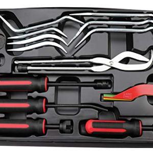 Kauplus Brake Service Kit, 14-Piece Professional