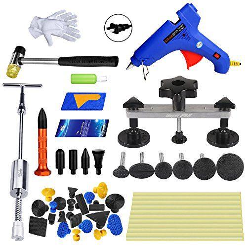 Super PDR 41pcs Car Auto Body Dent Repair Tool Kit