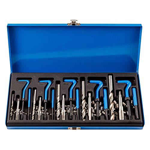 Greneric 151pcs Thread Repair Helicoil Kit