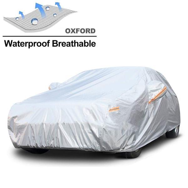 GUNHYI Oxford Car Covers Waterproof Windproof