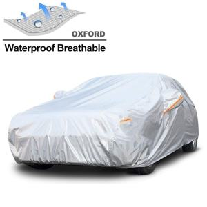 GUNHYI Oxford Car Covers Waterproof Windproof