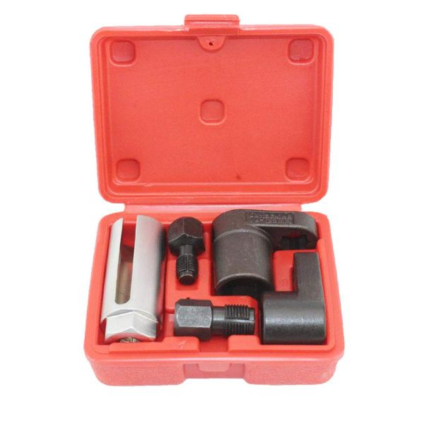 5 PCS Automotive O2 Oxygen Sensor Socket Offset Wrench