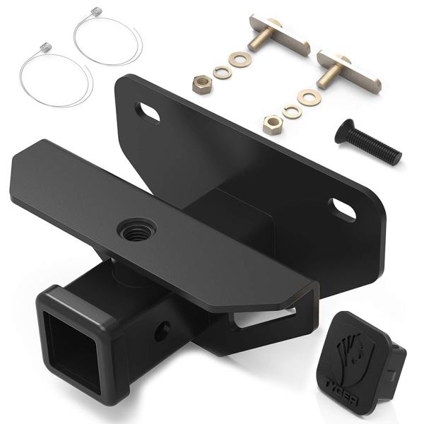 Tyger Auto Class 3 Hitch & Cover Kit