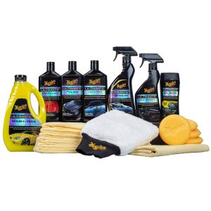 Premium Detailing Kit For Your Car Meguiar's
