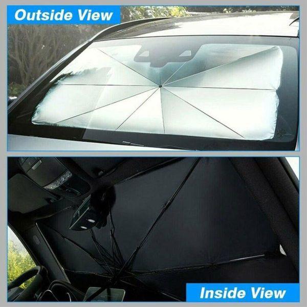 Portable Foldable Sun Protection Sunshade Covers