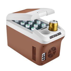 Auto Refrigerator 220V Home Mini Fridges Portable
