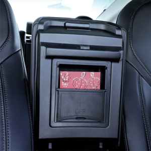 Tesla Model 3 Center Hidden Console Organizer Armrest