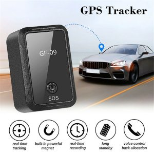 GPS Real Time Car Tracker Voice Control