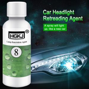 Glass Cleaner Car Care Headlight