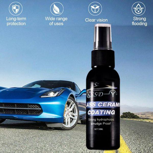 Auto Windshield Anti-Rain Agent Car Glass