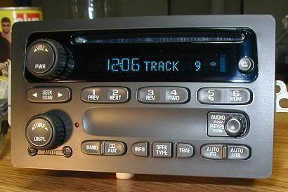 1996 Gmc Radio Wiring Diagram Oem Radios Vehicle Radio Amp Electronic Original